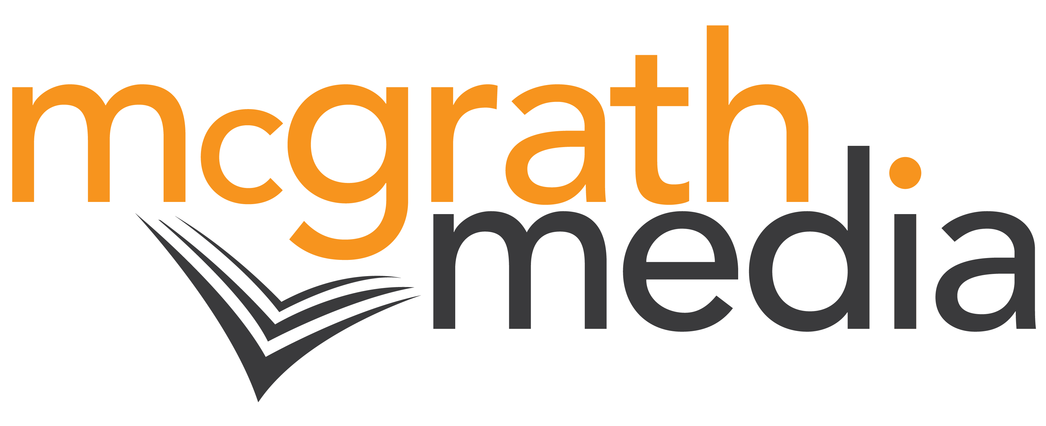 Mcgrath Media Logo